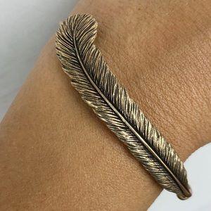 Alex and Ani | Energy Feather Bracelet